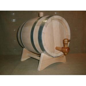 Бочка дубовая 10 литров Кавказский дуб