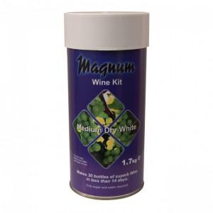 Винный экстракт Magnum Medium Dry White (белое сухое)