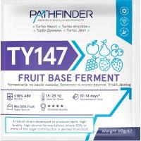 Спиртовые турбо дрожжи Pathfinder Fruit Base Ferment, 120 грамм