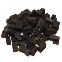 Кубики дубовые, сильной обжарки, 100г