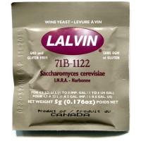 Винные дрожжи Lalvin 71B-1122