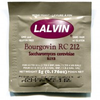 Винные дрожжи Lalvin RC212