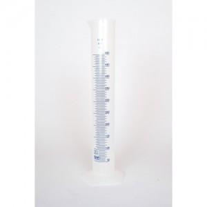 Цилиндр мерный, 500 мл, пластиковый