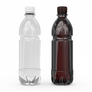 Бутылка ПЭТ 1,5 литра с крышкой