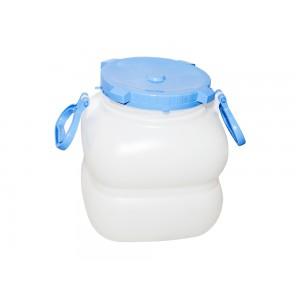Фляга пластиковая с ручками, 40 литров