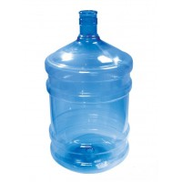 Бутыль пластиковая, 19 литров