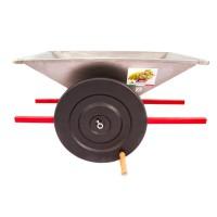 Дробилка PGI ручная для винограда (нерж.), на 17 кг