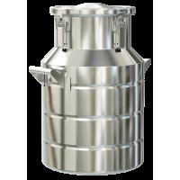 Бидон из нержавеющей стали, 27 литров