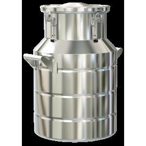 Бидон из нержавеющей стали, 38 литров
