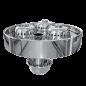 Колпачковая колонна D 80 (3 тарелки), 4 колпака (поликарбонат)