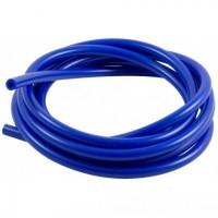 Шланг силиконовый 10 мм, синий