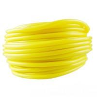 Шланг силиконовый 10 мм, желтый