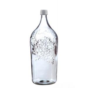 """Бутыль """"Виноград"""", 2 литра"""