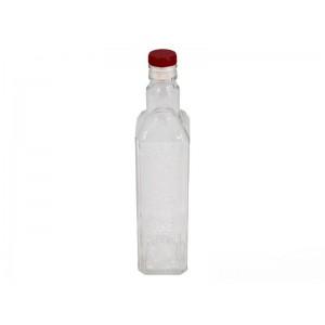 """Бутылка """"Лабиринт"""" 0,5 литра, с пробкой"""