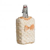 """Бутылка """"Малёк"""", 0,75 л, с бугелем, декорированная"""