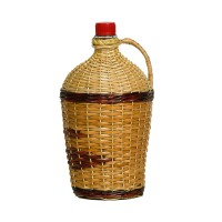 """Бутылка """"Ровоам"""", 4,5 л, декорированная"""