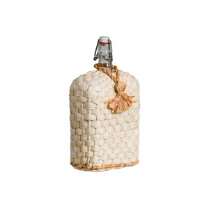 """Бутылка """"Викинг"""", 1,75 л, с бугелем, декорированная"""