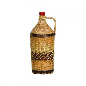 """Бутылка """"Виноград"""", 2 л, декорированная"""