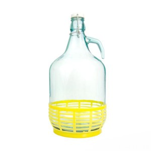 """Бутыль """"Стелла"""" 5 литров, с бугелем"""