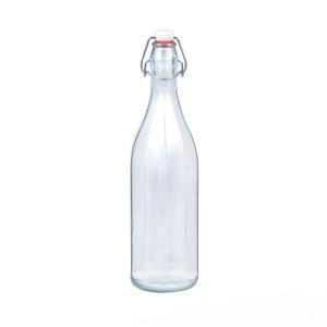 """Бутылка """"Дарья-Грань"""" 1 литр, с бугелем"""