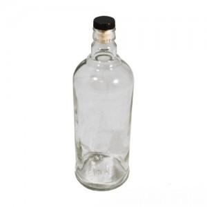 "Бутылка ""Абсолют"" 0,75 литра, с пробкой"