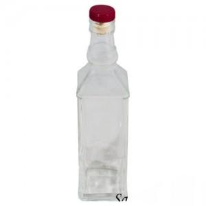 """Бутылка """"Британия"""" 0,5 литра, с пробкой"""