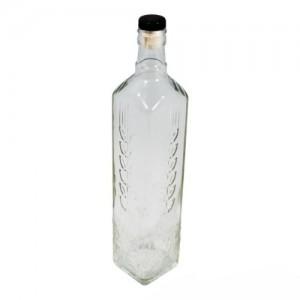 """Бутылка """"Колос"""" 0,7 литра, с пробкой"""