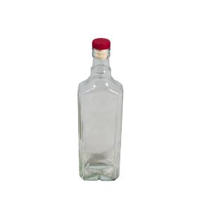 """Бутылка """"Сияние"""" 0,5 литра, с пробкой"""